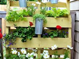 Garden Diy Crafts - orto fai da te con pallet diy pallet vegetable garden diy