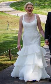 zac posen wedding dresses zac posen truly 34030005 600 size 6 new altered wedding dresses