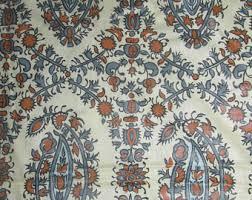 Waverly Upholstery Fabric Waverly Fabric Etsy