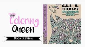 art therapy an anti stress colouring book colouring book