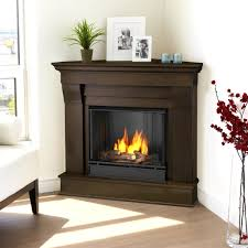 real flame chateau portable gel fireplace heater espresso fire