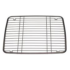 Kitchen Sink Protector Grid Amazon Com Interdesign Axis Kitchen Sink Protector Grid Large