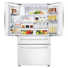 Samsung French Door Refrigerator Cu Ft - rf28hmedbww samsung appliances 36