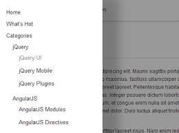 Sticky Top Bar Jquery Menu Plugins Page 15 Jquery Script