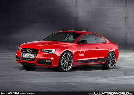 audi a5 modified racing spirit u2013 the audi a5 dtm selection limited edition model