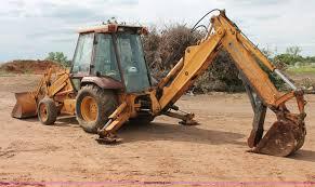 1992 case 580 super k construction king backhoe item h5655