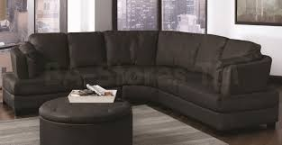 Curved Leather Sofas Small Round Sectional Sofa U0026 Living Room Living Room Furniture