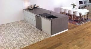 carrelage cuisine sol cuisine carreaux de ciment unique carreaux cuisine sol décoration