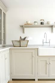 a shaker inspired kitchen in london via remodelista kitchen by uk
