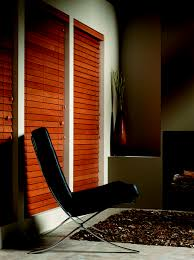 signature series wood blinds with routeless slat option wood