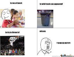 School Lunch Meme - school lunch by choptheshrimp meme center