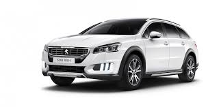the new peugeot 2015 peugeot 508 facelifted with new led drls box design beams
