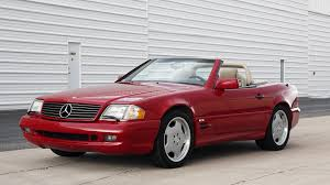1996 mercedes benz sl500 convertible s92 denver 2017