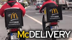 mcdonald u0027s to launch home delivery service birmingham mail