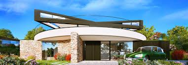 d haus company unveils stunning home design with rotating top