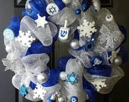 hanukkah lights decorations hanukkah wreath hanukkah decorations chanukah wreath