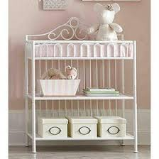 Metal Changing Table Baby S Furniture Iron Changing Table