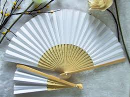cheap paper fans 34 best paper fan images on fans wedding