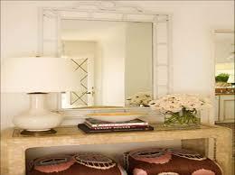 Modern Entryway Table Hallway U0026 Entryway Coll Silver Theme Entryway Decoration With