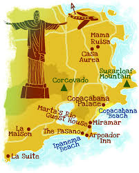 de janeiro on the world map 26 best visit maps of countries images on cards