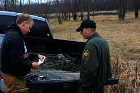 Ohio wildlife images Solitary lawman a day in the life of an ohio wildlife officer jpg
