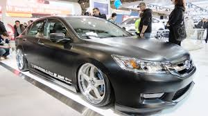 custom honda custom honda accord at the 2013 canadian int auto show toronto