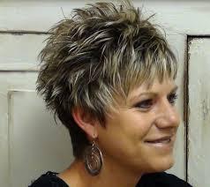 Kurzhaarfrisuren Ab 50 by Frisuren Frauen Ab 50 Feines Haar Trends Frisure