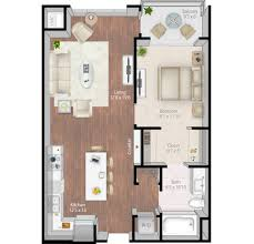 Luxury Kitchen Floor Plans by Mill U0026 Main Luxury Apartments Floor Plans