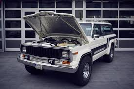 jeep chief jeep cherokee chief martini garage
