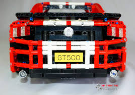 lego ford mustang lego moc 1181 ford mustang shelby gt500 manual technic 2013