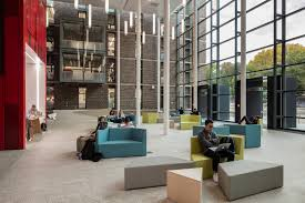 Collaborative Work Space Innovative Workspace Design For Macquarie University Nbrs