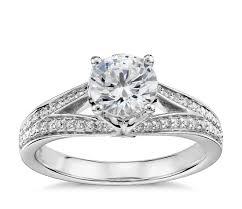 diamond rings com images 1 3 ct tw eternal pav split shank cubic zirconia engagement jpg
