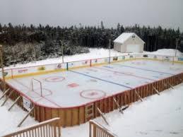 Best Backyard Hockey Rinks Media Magazine Diy Decoration For The Backyard Part 25