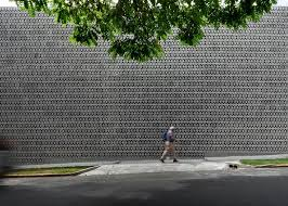 google walls concrete walls encase la tallera gallery by frida escobedo