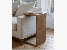 all modern side tables u shape side table with sofa and wooden flooring id774 modern side