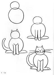 imágenes de gatos fáciles para dibujar animales dibujar facil estas imágenes resultan muy interesantes