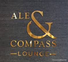 updated ale and compass menus and opening date at disney world s