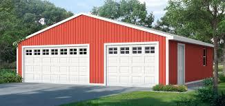 3 car garage kits 84 lumber