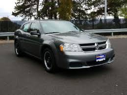 dodge avenger gray gray dodge avenger for sale carmax