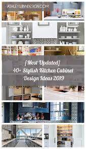 kitchen cabinet interior design ideas most updated 40 stylish kitchen cabinet design ideas in 2021