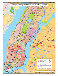 Manhattan Street Map New York City Map West Village And Soho Moon Guides Map Updated