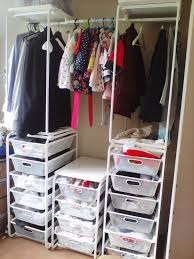algot clothes storage system ikea wardrobe immaculate in