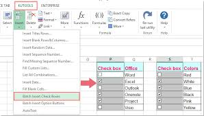 how to quickly delete multiple checkboxes in excel