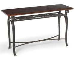 Wrought Iron Sofa Tables by Wrought Iron Console Tables