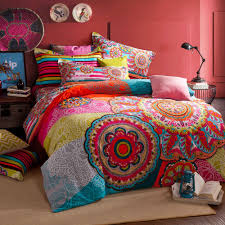 bedroom bohemian bed in a bag bohemian duvet covers gypsy bedding