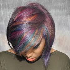 short cut tri color hair 323 best hair color ideas for brown skinned women images on
