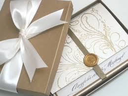 luxury wedding invitations boxed luxury wedding invitation antoinette by anistadesigns