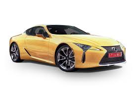 lexus yellow 2017 lexus lc 500 v8 5 0l 8cyl petrol automatic coupe