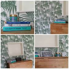 national wallpaper week bringing the outdoors in the design