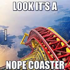 Nope Meme - look it s a nope coaster humoar com
